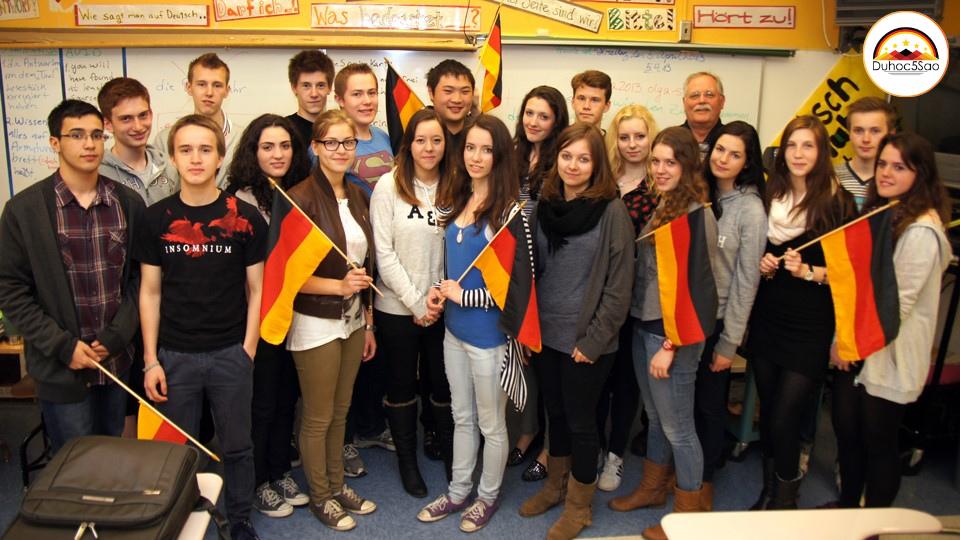 Cách học tiếng Đức miễn phí ở Hà Nội