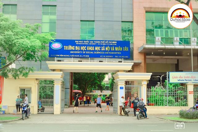 Trường đại học Khoa học, Xã hội và Nhân văn
